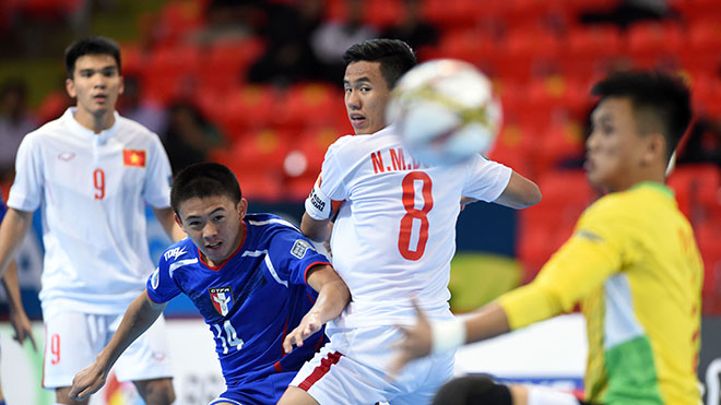 U20 Việt Nam ngược dòng không tưởng trước Đài Loan