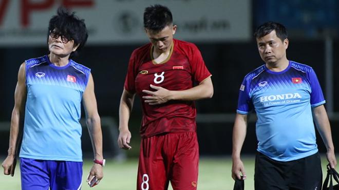 Bóng đá Việt Nam ngày 11/7: Tuyển thủ U23 Việt Nam may mắn không bị chấn thương nặng