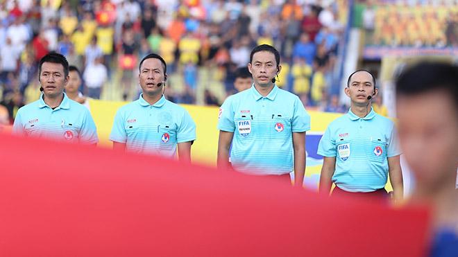 bóng đá Việt Nam, tin tức bóng đá, bong da, tin bong da, Park Hang Seo, U22 VN, HLV Chu Đình Nghiêm, Hà Nội FC, Than QN vs Hà Nội, lịch thi đấu V League, BXH V League
