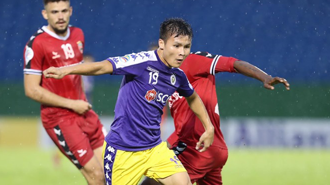 Quang Hải 'tịt ngòi', Hà Nội vẫn hạ đẹp Bình Dương ở chung kết AFC Cup