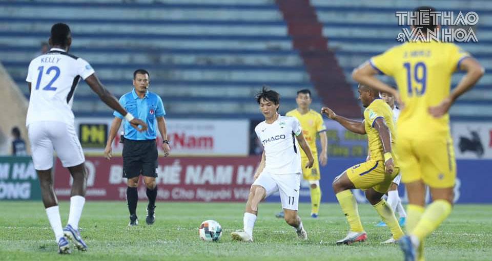 V League, HAGL, Hà Nội, lịch thi đấu V League, DTVN, tuyển VN, Park Hang Seo, Quang Hải