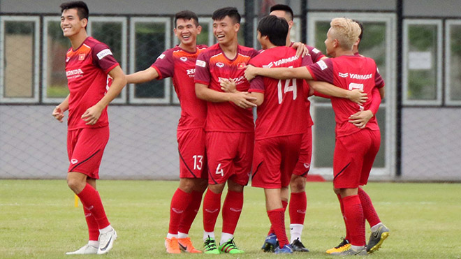 bong da, bóng đá Việt Nam, lịch thi đấu bóng đá hôm nay, trực tiếp bóng đá, lịch thi đấu tuyển Việt Nam, HLV Park gọi bổ sung tiền đạo U22 cho tuyển Việt Nam