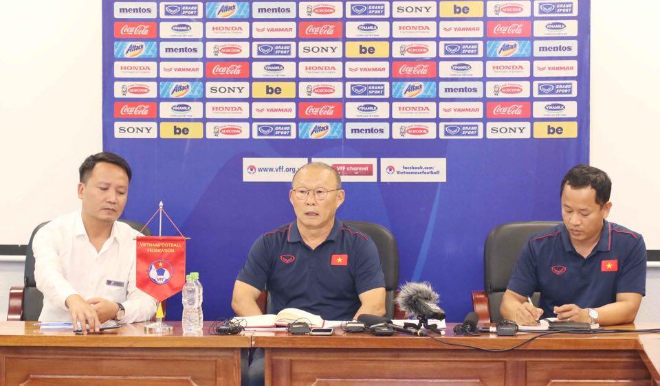 bóng đá Việt Nam, lịch thi đấu bóng đá Việt Nam hôm nay, trực tiếp bóng đá, đội tuyển Việt Nam, HLV Park Hang Seo, vòng loại World Cup, Việt Nam vs Malaysia