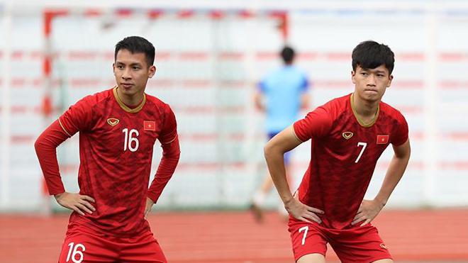Lịch thi đấu SEA Games 30: VTV6 trực tiếp bóng đá U22 Việt Nam hôm nay