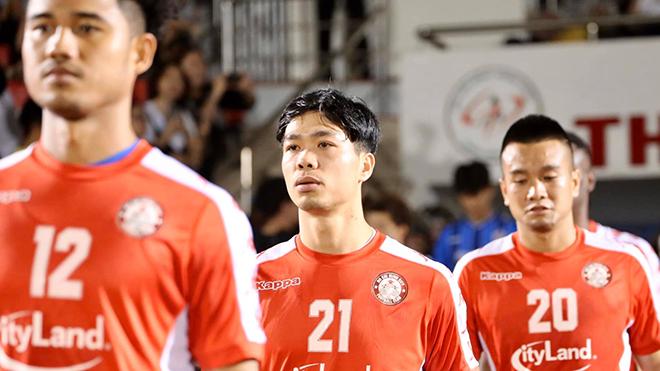 Bóng đá Việt Nam hôm nay: Công Phượng tự tin tìm lại phong độ. Không hoãn Siêu cúp quốc gia