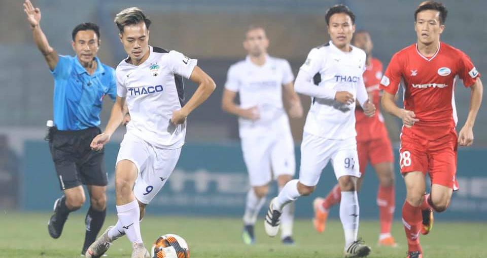 HAGL, Hà Nội FC, bầu Đức, Văn Toàn, Hà Nội vs HAGL, Tiến Linh
