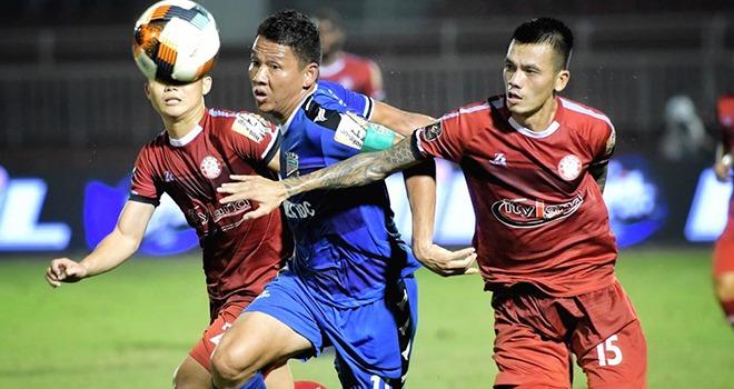 bóng đá Việt Nam, tin tức bóng đá, bong da, tin bong da, V League, chuyển nhượng V League, Hà Nội FC, CLB TPHCM, Thanh Hóa, bầu Đệ, Pinto