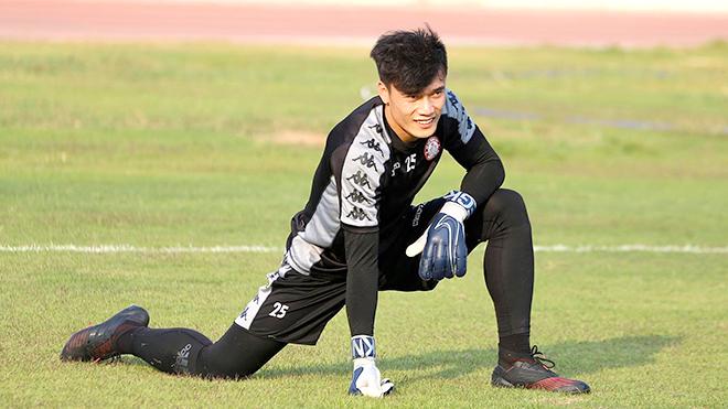 bóng đá Việt Nam, tin tức bóng đá, bong da, tin bong da, Bùi Tiến Dũng, thủ môn Bùi Tiến Dũng, CLB TPHCM, V-League, DTVN, lịch thi đấu bóng đá