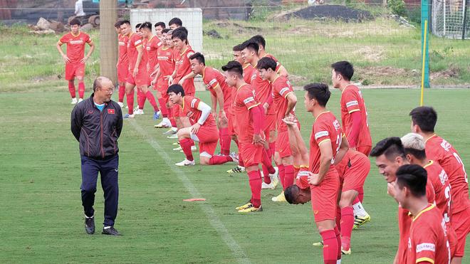 Bóng đá Việt Nam hôm nay: Đội tuyển Việt Nam thay đổi lịch sang Saudi Abaria