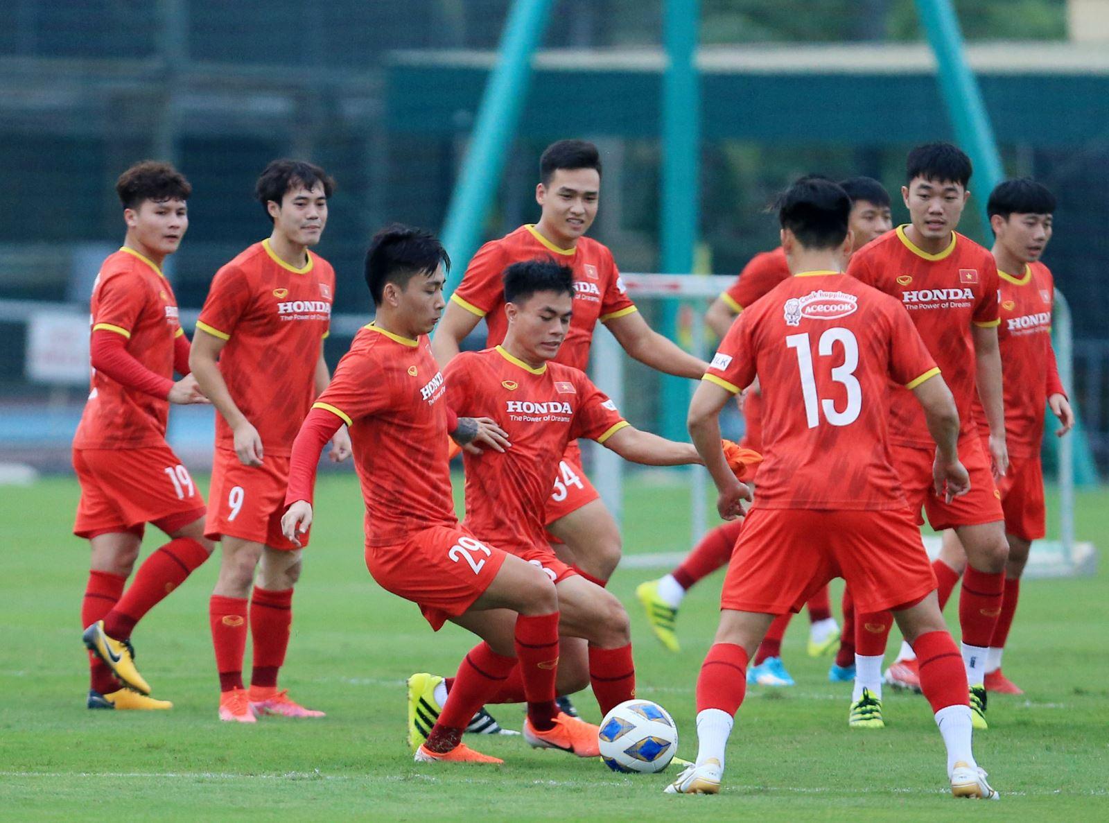 bóng đá Việt Nam, tin tức bóng đá, bong da, tin bong da, dtvn, danh sách đội tuyển Việt Nam, Park Hang Seo, lịch thi đấu vòng loại thứ ba World Cup, VFF, VPF