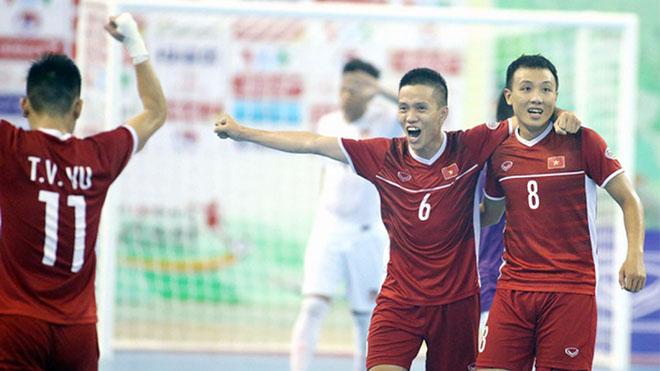 Trực tiếp bóng đá futsal: Việt Nam vsLebanon. Trực tiếp bóng đá Việt Nam