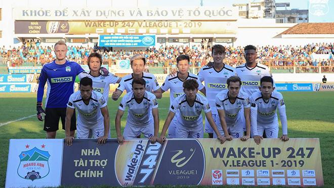 Kết quả bóng đá: HAGL 5-1 Hải Phòng, Viettel 2-1 Bình Dương, TPHCM 4-1 Sài Gòn FC