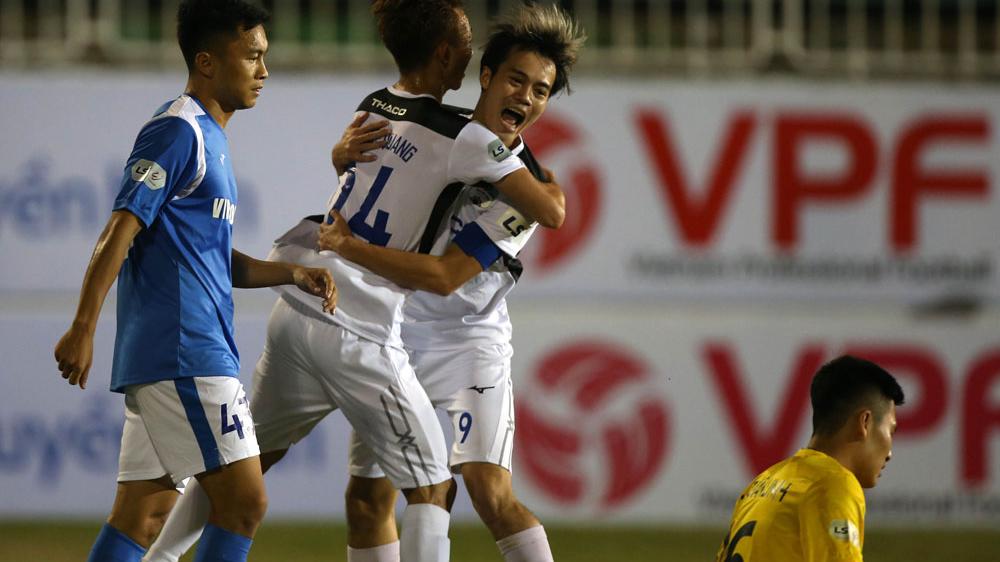 Bóng đá Việt Nam hôm nay: Viettel đối đầu HAGL, Than Quảng Ninh so tài Hà Nội FC
