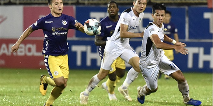 bóng đá Việt Nam, chuyển nhượng V League, tin tức bóng đá, bong da, tin bong da, HAGL, Hải Phòng, Hà Nội FC, bầu Đức, lịch thi đấu V League 2021, kết quả bóng đá