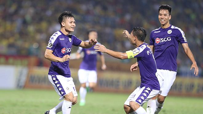 TRỰC TIẾP BÓNG ĐÁ: Hà Nội FC vs Bình Dương (19h00 hôm nay)