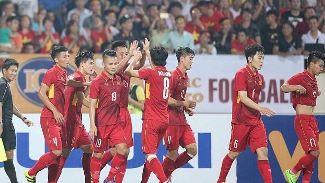 Xuân Trường cảnh báo U22 Việt Nam không được 'lên mây' sau khi đánh bại các ngôi sao K-League