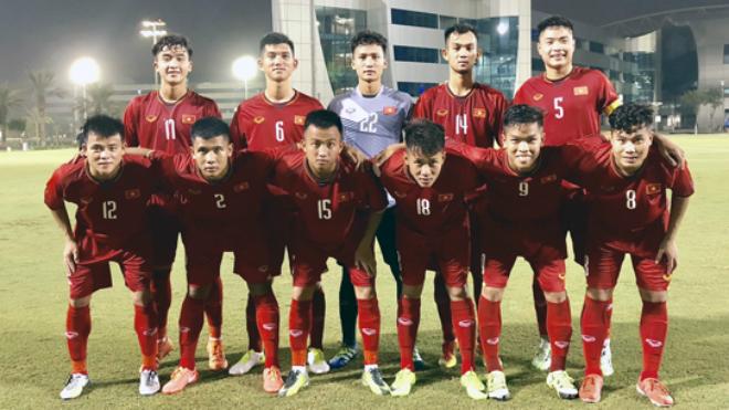 U19 Việt Nam gây sốc khi đánh bại Bờ Biển Ngà tại Cúp tứ hùng