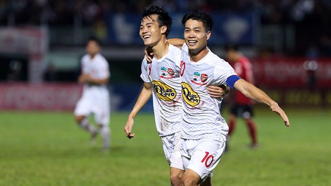 HAGL ôm hận phút bù giờ, FLC Thanh Hóa đòi lại ngôi đầu từ Quảng Nam