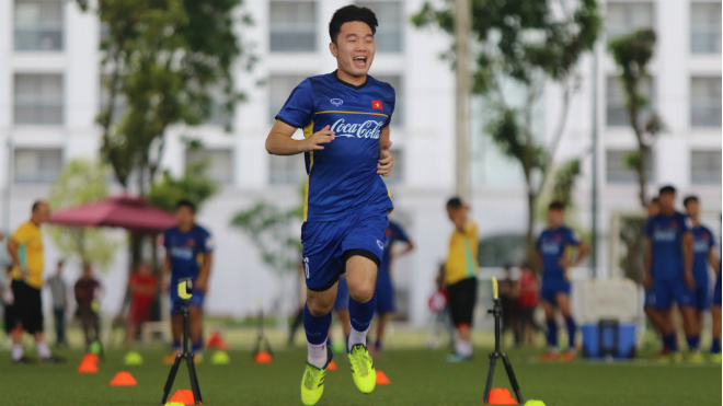 Xuân Trường, Văn Hậu lọt TOP 'người không phổi' ở U23 Việt Nam