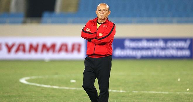Bóng đá Việt Nam hôm nay: HLV Park Hang Seo dự khán trận Nam Định đấu HAGL