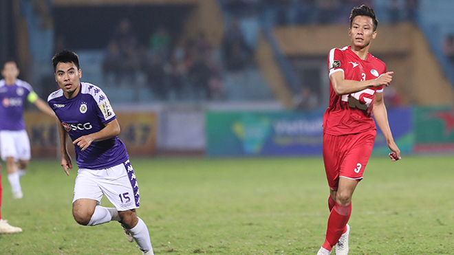 Truc tiep bong da, trực tiếp bóng đá Việt nam, trực tiếp Vleague 2020, Bình Hải Phòng vs HAGL, TPHCM vs Đà Nẵng, Quảng Nam vs Viettel, bảng xếp hạng Vleague vòng 7