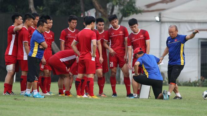 HLV Bahrain tuyên bố tìm ra cách đánh bại U23 Việt Nam (VTC3, VTV6, VTC Now trực tiếp)
