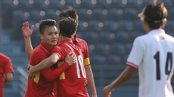 Bóng đá Việt Nam hôm nay:Quang Hải có giá chuyển nhượng cao hơn Công Phượng