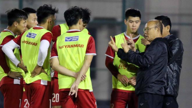 Tiền vệ tuyển Việt Nam không sợ áp lực khi tham dự ASIAN Cup 2019