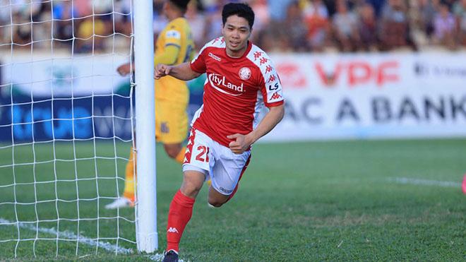 bóng đá Việt Nam, tin tức bóng đá, bong da, tin bong da, Công Phượng, TPHCM, V League, lịch thi đấu vòng 10 V League, BXH V League, Hà Tĩnh vs TPHCM