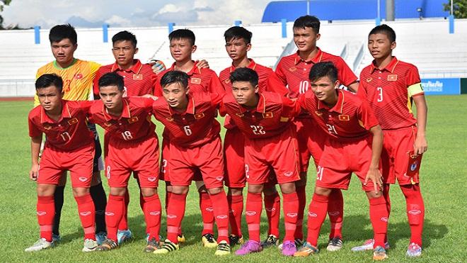 Thắng Malaysia, U15 Việt Nam sớm vào bán kết giải Đông Nam Á