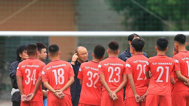 Bóng đá Việt Nam hôm nay: HLV Park Hang Seo trở lại Việt Nam