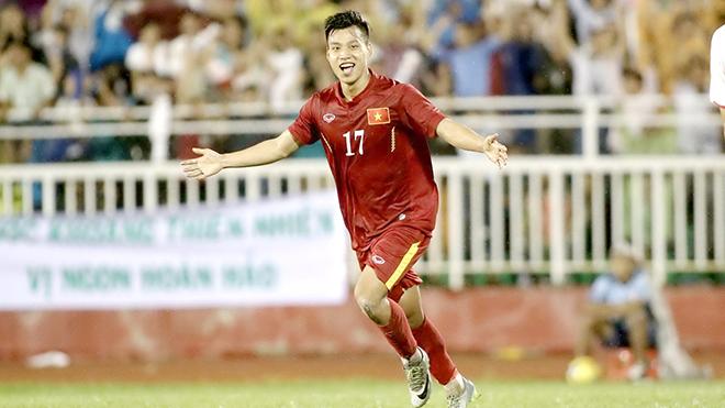 Văn Thanh là hậu vệ phải xuất sắc nhất Việt Nam