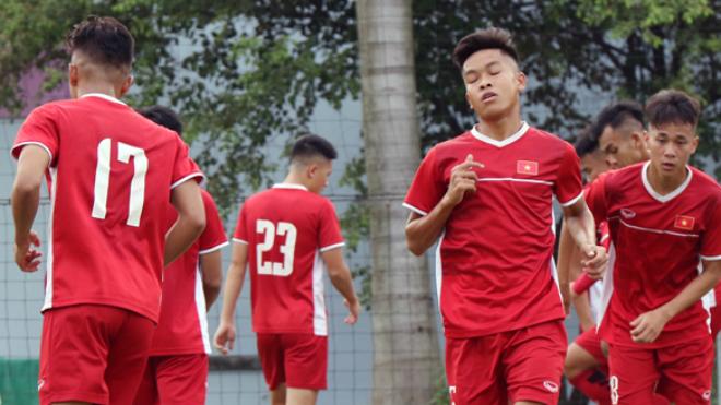 U19 Việt Nam tập trên mặt sân xấu, tuyển Việt Nam giữ bí mật đợt rèn quân tại Hàn Quốc