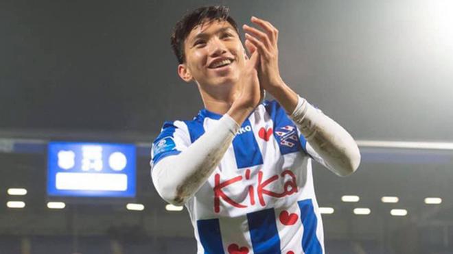 Bóng đá Việt Nam hôm nay: Văn Hậu đánh bại Lee Nguyễn. Không có chuyện giảm lương HLV Park Hang Seo