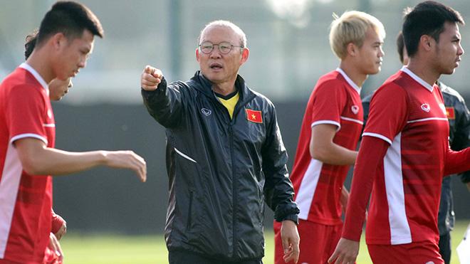 Bóng đá Việt Nam ngày 27/5: HLV Park Hang Seo chốt danh sách tuyển Việt Nam trong hôm nay