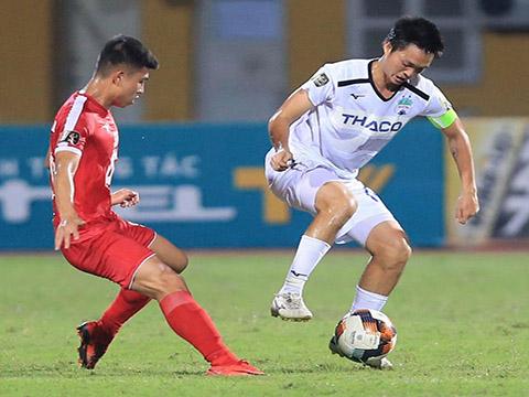 TRỰC TIẾP bóng đá SLNA 0-0 HAGL: Văn Toàn, Tuấn Anh đá chính (H1)
