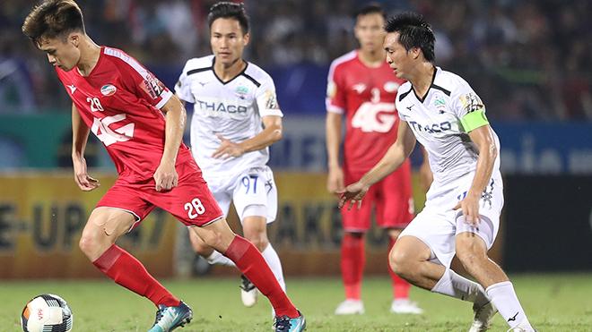 bóng đá Việt Nam, tin tức bóng đá, bong da, tin bong da, HAGL, Viettel, CAND, V-League, lịch thi đấu V-League vòng 3, BXH V-League, kết quả bóng đá hôm nay