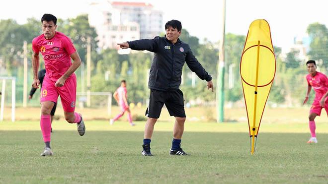 Bóng đá Việt Nam hôm nay: VTV6, VTC3, BĐTV, TTTV trực tiếp Bình Định vs Sài Gòn, Hải Phòng đấu với Nam Định, Hà Nội FC và Bình Dương. Xem bóng đá trực tiếp V-League 2021.