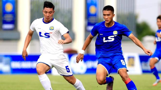 Cầu thủ Việt kiều gây ấn tượng tại giải U17 quốc gia 2018