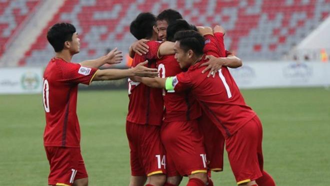 Jordan 1-1 Việt Nam: Giữ 1 điểm, tuyển Việt Nam dự Asian Cup 2019 với vị trí nhì bảng
