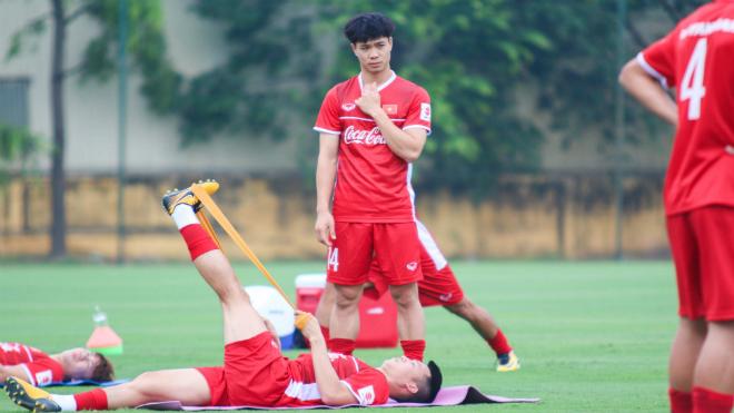 Công Phượng không chắc suất tại AFF Cup, HLV Park Hang Seo chưa có đội hình ưng ý