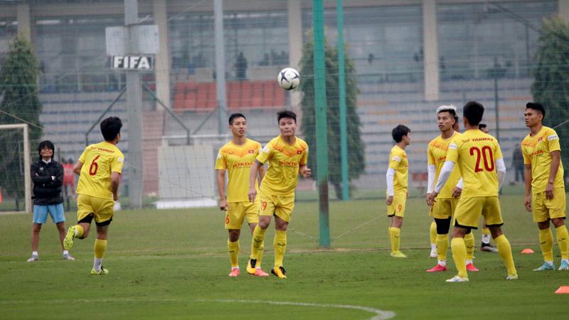 bóng đá Việt Nam, tin tức bóng đá, bong da, tin bong da, Quang Hải, Quang Hải chấn thương, Park Hang Seo, DTVN, tuyển VN, HLV Phan Thanh Hùng, Than QN