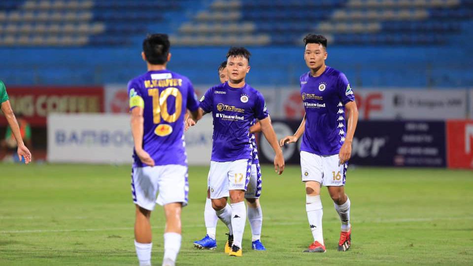 Bóng đá Việt Nam hôm nay: Hà Nội may mắn sở hữu Quang Hải, Văn Quyết