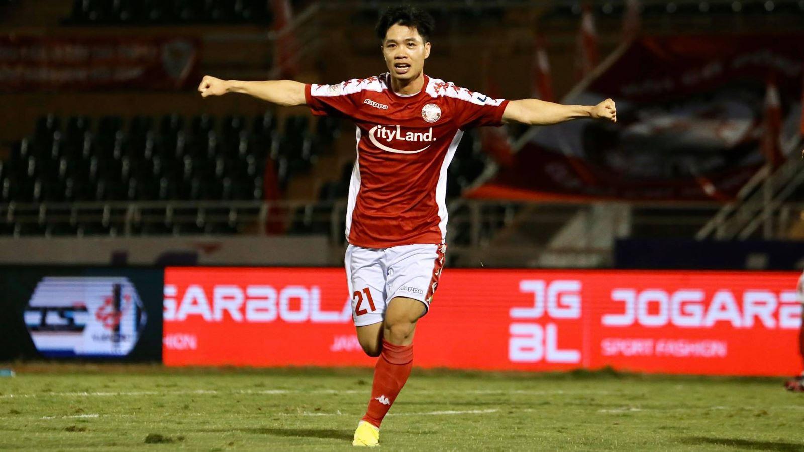 Bóng đá Việt Nam hôm nay: Công Phượng là cầu thủ lớn của bóng đá Việt Nam