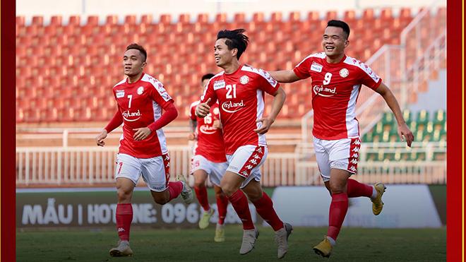 Bóng đá Việt Nam hôm nay: HLV Park  Hang Seo tạm vui với Công Phượng. HAGL đã chơi gắn kết