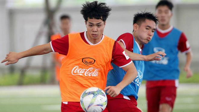 U23 Việt Nam tập luyện với 30 tuyển thủ, Thái Lan thận trọng trước thềm ASIAD 2018