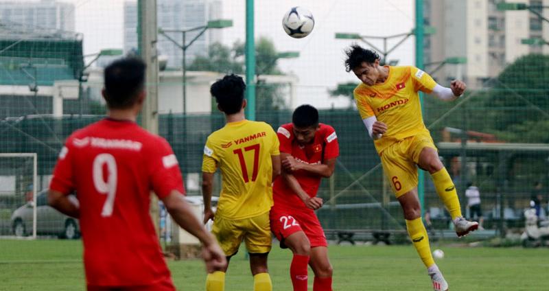 bóng đá Việt Nam, tin tức bóng đá, bong da, tin bong da, HLV Park Hang Seo, U22 Việt Nam, U22 Việt Nam vs Viettel, VFF, VPF, SEA Games, Cup quốc gia