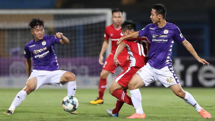 Trực tiếp bóng đá, Đà Nẵng vs Hà Nội, SLNA vs Hà Tĩnh, Bảng xếp hạng V-League, bảng xếp hạng bóng đá Việt Nam, trực tiếp bóng đá Việt Nam, trực tiếp V-League 2020