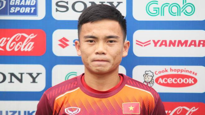 Đàn em Công Phượng tiết lộ chơi tiền đạo ảo tại U23 Việt Nam