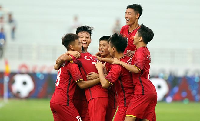 U15 Việt Nam ngược dòng thắng U15 Myanmar,  chờ đối đầu U15 Hàn Quốc ở 'chung kết'